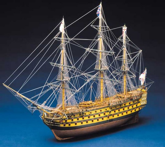 Ship model wooden kit Victory Mantua Panart (www.victoryshipmodels.com)
