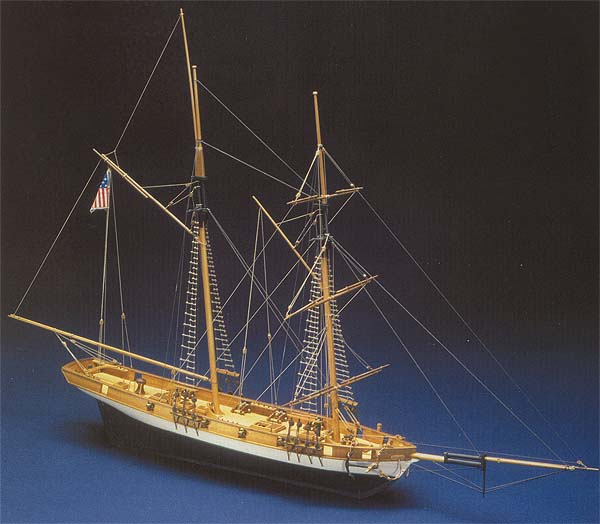 Ship model wooden kit Lynx Mantua Panart (www.victoryshipmodels.com)