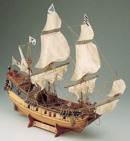 Ship model wooden kit Berlin Corel (www.victoryshipmodels.com)