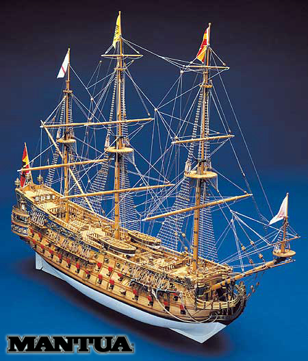 Ship Model San Felipe Wooden Kit Panart Victoryshipmodelscom
