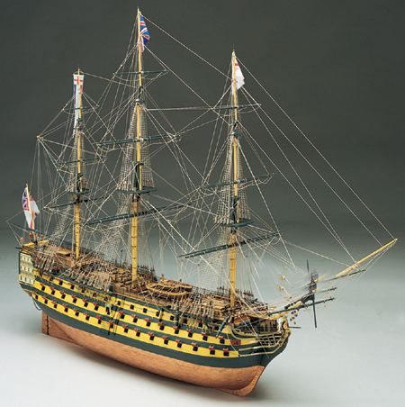 Ship model wooden kit Victory Mantua Model (www.victoryshipmodels.com)